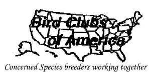 Bird  Club of America's Logo