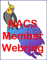 NACS Web ring logo